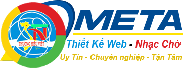 Thiết kế website Googlemeta